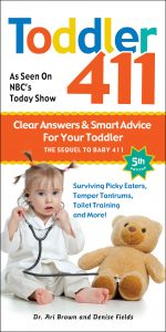 Toddler 411 book