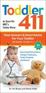 Toddler 411 book