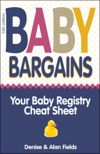 Baby Bargains 13th edition